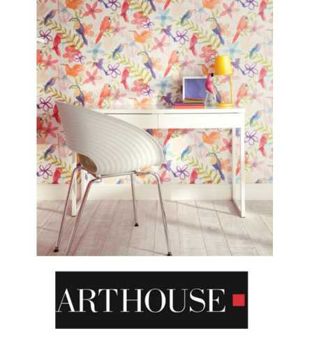 Arthouse wallpaper