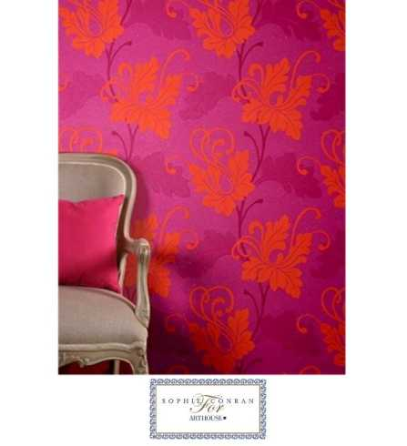 Sophie Conran wallcoverings
